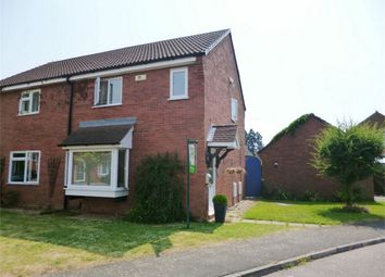 Thumbnail 3 bedroom semi-detached house for sale in Eaton Socon, St Neots, Cambridgeshire