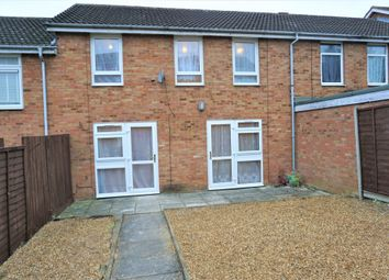 Thumbnail 3 bed terraced house to rent in Morris Close, Luton