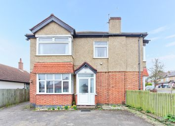 Thumbnail 3 bed flat to rent in Milner Road, Morden