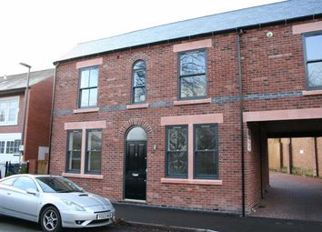 Thumbnail 2 bed semi-detached house to rent in Markeaton Street, Derby
