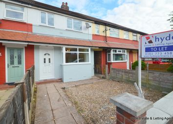 Thumbnail 2 bed terraced house to rent in Noreen Avenue, Prestwich, Manchester