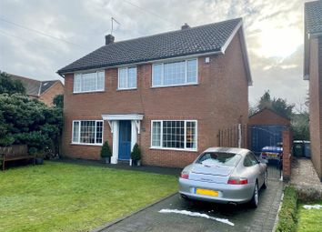 4 bed detached house for sale in Mackleys Lane, North Muskham, Newark NG23