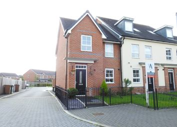 Thumbnail 3 bed mews house for sale in Carpenters Close, Buckshaw Village, Chorley