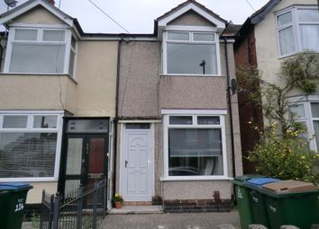 Thumbnail 4 bed end terrace house to rent in Moor Street, Earlsdon, Coventry