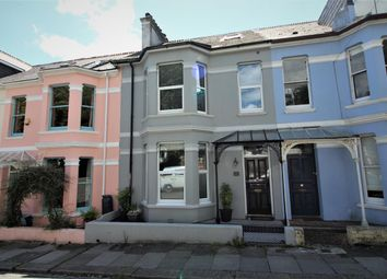 Thumbnail 5 bed terraced house for sale in Brandreth Road, Mannamead, Plymouth, Devon