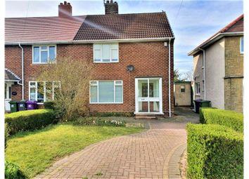 Thumbnail 3 bed semi-detached house for sale in Bushbury Lane, Wolverhampton