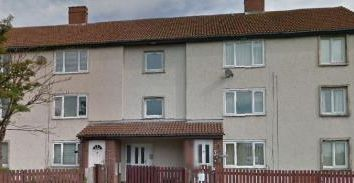 Thumbnail 2 bed flat to rent in Sandown Court, High Howdon