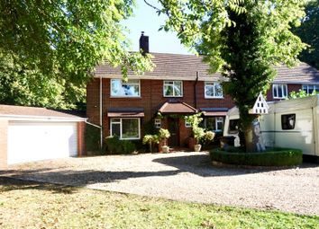 Thumbnail 4 bed semi-detached house for sale in Hamelin Road, Darland, Gillingham