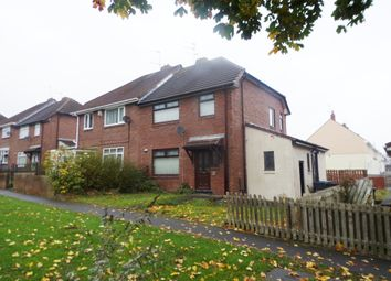 Thumbnail 3 bed semi-detached house for sale in Durham Road, Stanley