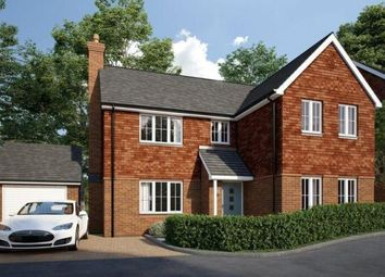 Thumbnail 4 bed detached house for sale in Peel Close, Romsey