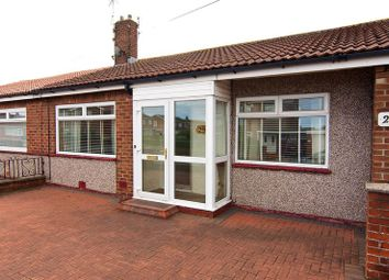 Thumbnail 2 bed semi-detached bungalow for sale in Riversdale Avenue, Choppington