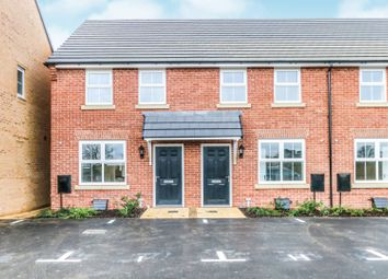 Thumbnail 2 bed terraced house for sale in Cowpasture Court, Overstone