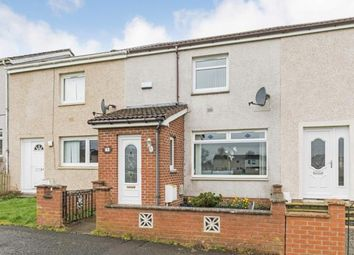 Thumbnail 2 bed terraced house for sale in Bracken Way, Larkhall, South Lanarkshire