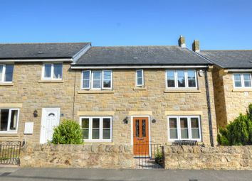 Thumbnail 4 bed end terrace house for sale in Percy Road, Shilbottle, Alnwick