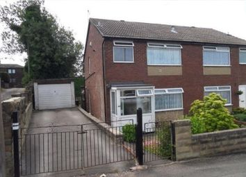 Thumbnail 3 bed semi-detached house to rent in Harewood Ave, Heckmondwike