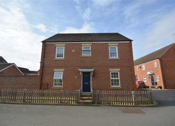 Thumbnail 4 bed detached house for sale in Lakenheath Kingsway, Quedgeley, Gloucester