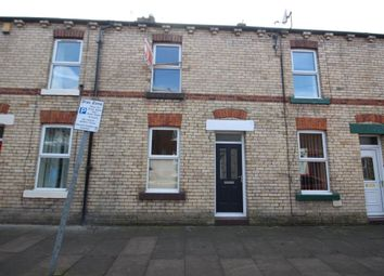 Thumbnail 2 bed terraced house for sale in Bowman Street, Carlisle