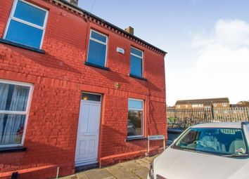 Thumbnail 2 bedroom end terrace house for sale in Cumnock Terrace, Splott, Cardiff