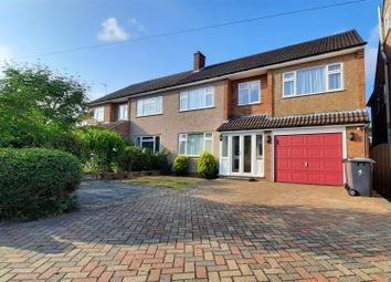 Cozens Road, Ware SG12. 4 bed semi-detached house