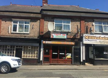 Thumbnail Retail premises to let in Take Away, 71 Church Road, Northenden, Manchester, Greater Manchester