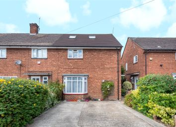 Wingfield Way, Ruislip, Middlesex HA4. 4 bed semi-detached house