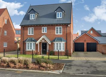 5 bed detached house for sale in Elizabeth Gardens, Hall Road, Rochford SS4