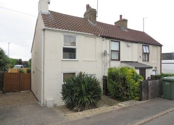 Thumbnail 2 bed end terrace house for sale in Old Lynn Road, Wisbech