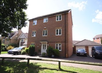 Thumbnail 5 bed detached house for sale in Coleridge Drive, Whiteley, Fareham