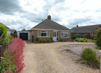 Thumbnail 3 bed detached bungalow for sale in Bourne Road, Spalding