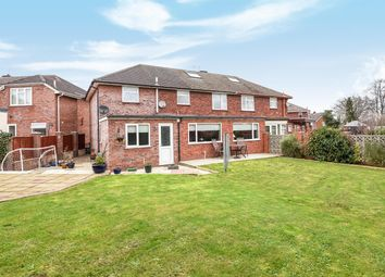 Thumbnail 4 bed semi-detached house for sale in 22 Langland Drive, Hereford