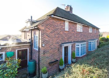 Thumbnail 3 bed semi-detached house for sale in St. Michaels Terrace, Lewes