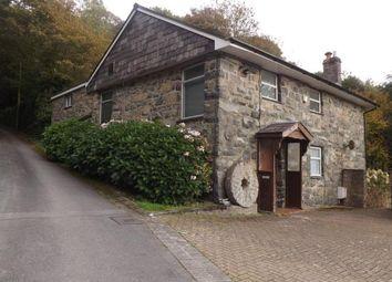 Thumbnail 4 bed detached house for sale in Tremadog, Porthmadog, Gwynedd