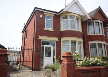 Thumbnail 3 bed semi-detached house for sale in Holmfield Road, Bispham, Blackpool