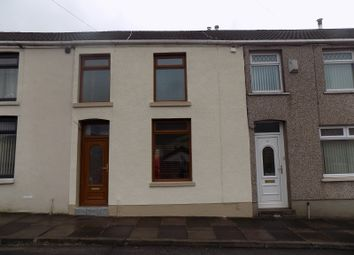 Thumbnail 3 bed terraced house for sale in Station Terrace, Bryn, Port Talbot, Neath Port Talbot.