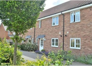 Thumbnail 3 bed terraced house for sale in Stokes Road, Dunmow
