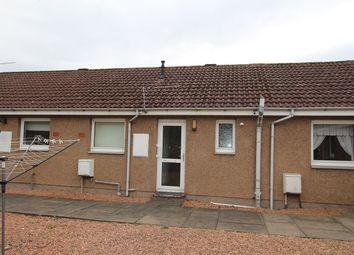 Thumbnail 1 bed terraced bungalow for sale in Poplar Gardens, Kirkcaldy, Fife