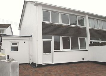 Thumbnail 3 bed property to rent in Parc An Forth, St. Ives