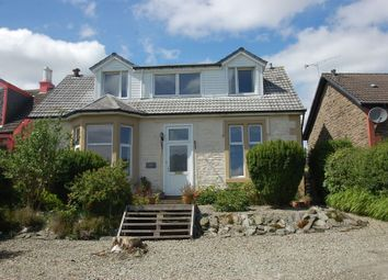 Thumbnail 4 bed detached house for sale in Pilot Street, Dunoon