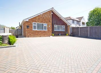 Thumbnail 3 bedroom detached bungalow for sale in Hartley Road, Longfield
