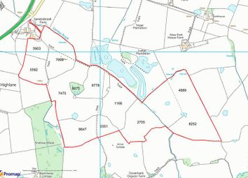 Thumbnail Land for sale in Gandysbrook, Gawsworth, Macclesfield