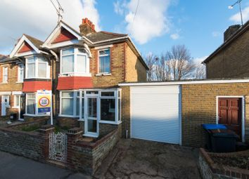 Thumbnail 3 bed end terrace house for sale in Muir Road, Ramsgate