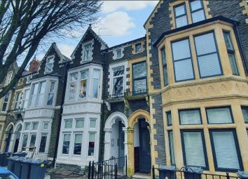 Thumbnail 1 bed flat to rent in Connaught Road, Roath, Cardiff