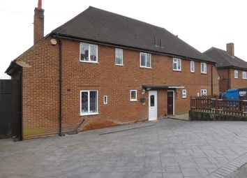Thumbnail 3 bedroom semi-detached house for sale in Hall Place Crescent, Bexley, Kent