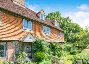 Thumbnail 2 bed cottage for sale in Somerden Green, Chiddingstone, Edenbridge