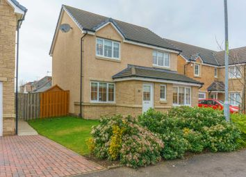 Thumbnail 3 bed detached house for sale in Heron View, Motherwell