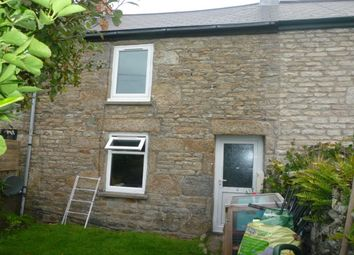 Thumbnail 2 bed terraced house to rent in Boswedden Terrace, St. Just, Penzance