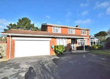 Thumbnail 4 bed detached house to rent in Holt Gardens, Rowlands Castle