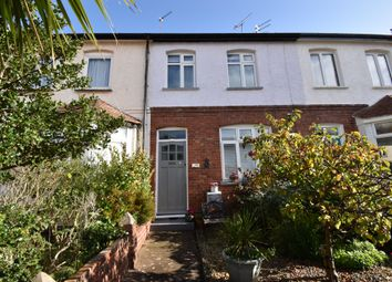 Thumbnail 2 bed property for sale in Rosebery Road, Exmouth