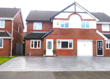 Thumbnail 3 bed semi-detached house for sale in Little Delph, Haydock, St. Helens
