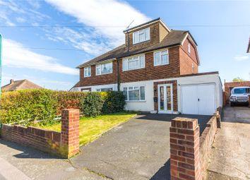Thumbnail 5 bed semi-detached house for sale in Taverners Road, Rainham, Kent